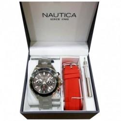 NAUTICA - Orologio  Box Set - NAD20513G