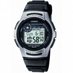 CASIO - Orologio  Digitale - w-213-9aves