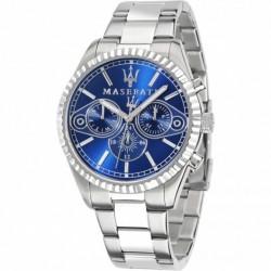 Maserati - orologio multifunzione uomo Competizione  R8853100009