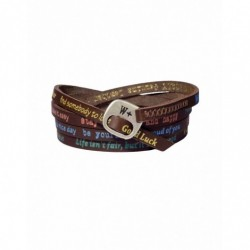 We Positive  Bracciale Vintage Colore Testa Di Moro Multicolor - WE128