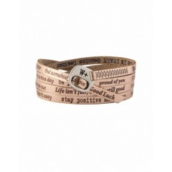 We Positive Bracciale Vintage Oro Rosa - WE121
