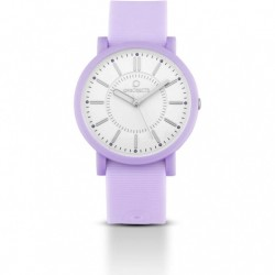 Ops Objects - Orologio Solo Tempo Donna Lilla - OPSPOSH-02