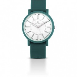 Ops Objects - Orologio Solo Tempo Uomo/Donna Ops Posh verde - OPSPOSH-15