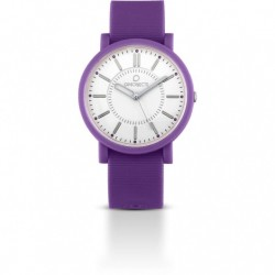Ops Objects - Orologio Solo Tempo Donna Ops Posh  Viola - OPSPOSH-13