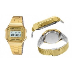 Casio - Orologio Digitale Unisex   - A168WG-9dF