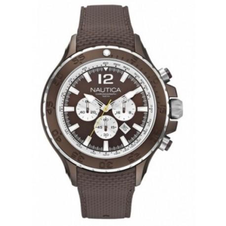 Nautica - Orologio Uomo Cronografo Alluminio - A22623G