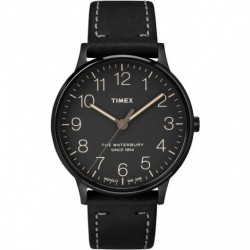 Timex - Orologio Solo Tempo Uomo Waterbury Collection - TW2P95900