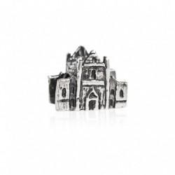 Tedora  - Charm in Argento 925 Duomo di Napoli - BV390