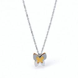 S'agapo' - Collana Donna Collezione Butterfly - sbf02