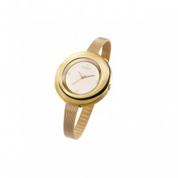 Ops Objects  - Orologio Donna Lux Milano Gold - OPSPW-329