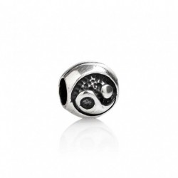 Tedora  - Charm in Argento 925 Yin e Yang - BV005