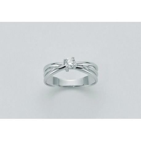 Miluna - Anello I Solitari Diamante Puro - LID2298-007