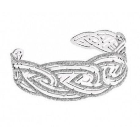 Stroili  - Bracciale  Vanitè  Argento Rodiato E Glitter  - 1607945