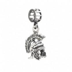 Tedora  - Charm in Argento 925  Elmetto Del Gladiatore - RP083