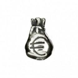 Tedora - Charm in Argento 925 Sacchetto Denaro - BV299