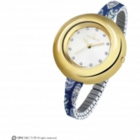 Ops Objects - Orologio Solo Tempo Donna Elastic Geometric - OPSPW-374