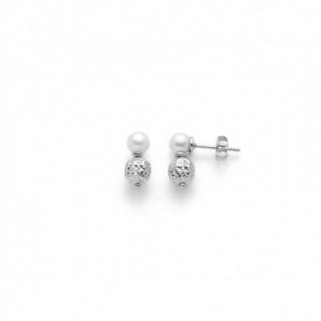 Miluna - Orecchini di Perle - PER2138
