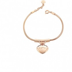 Ops Objects - Bracciale Donna Snake Rose' - OPSBR-365