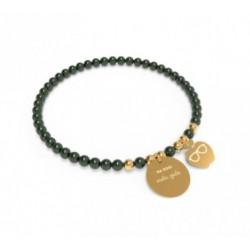 10 Buoni Propositi -Bracciale Bon Bon Gold, Da Oggi Mela Godo - B5105GO/DG