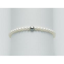 Miluna  - Bracciale Perla - PBR1727x