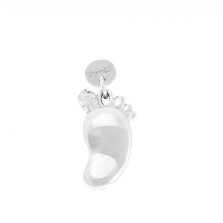 Stroili - Charm Love Beats  in Argento Rodiato Diamantato - 1623318
