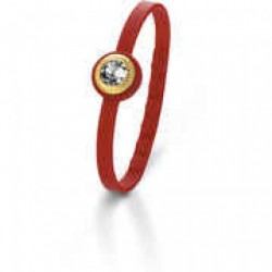 Ops Objects - Bracciale Donna  Gem Rosse - OPSBR-402