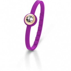 Ops Objects - Bracciale Donna Gem Viola - OPSBR-404