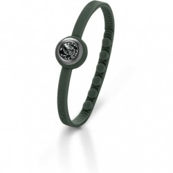 Ops Objects - Bracciale Donna Gem Verde Scuro - OPSBR-413