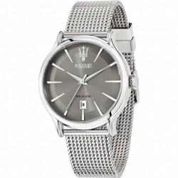 orologio solo tempo uomo Maserati Epoca - R8853118002