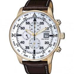 Citizen - Orologio Cronografo Uomo Aviator - CA0693-12A