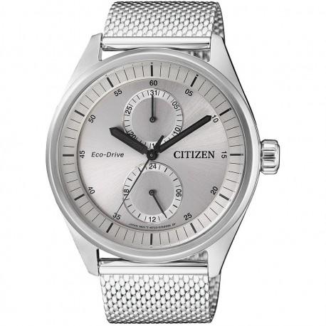 Orologio Multifunzione metropolitan Uomo Citizen - BU3011-83H