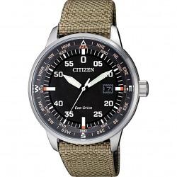 orologio solo tempo uomo Citizen Aviator  - BM7390-14E