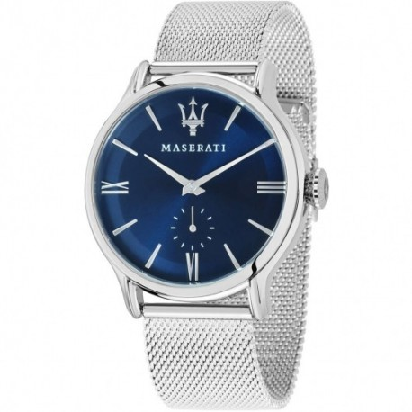 Orologio solo tempo uomo Maserati Epoca - R8853118006