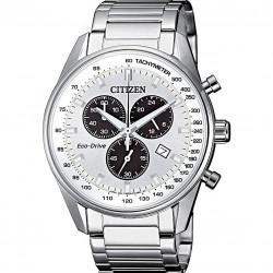 Orologio Cronografo Uomo Citizen Chrono - AT2390-82A