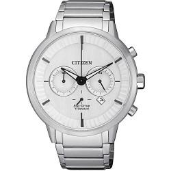 Citizen - Orologio Cronografo Uomo Supertitanio - CA4400-88A