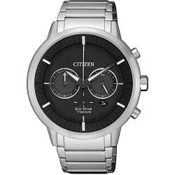 Citizen - Orologio Cronografo Uomo Supertitanio - CA4400-88E