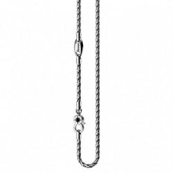 Collana Zancan in argento - EXC498-V