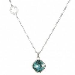 Girocollo Stroili in metallo rodiato e pietre colore Candy - 1657479