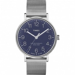 Timex - Orologio Solo Tempo Uomo Waterbury Collection - TW2R25900
