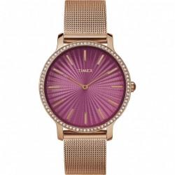 Timex - Orologio Solo Tempo Donna  Starlight - TW2R50500