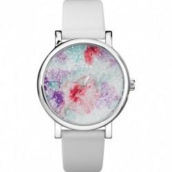 Timex - orologio da donna Bloom di cristallo - TW2R66500