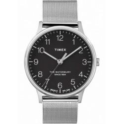 TIMEX  OROLOGIO UOMO WATERBURY - TW2R71500