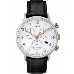 Timex - Orologio Cronografo Uomo Waterbury - TW2R71700