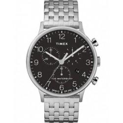 Timex - Orologio Cronografo Uomo Waterbury - TW2R71900