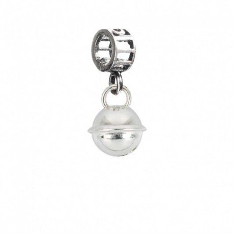 Tedora - Charms in argento 925 Argento Rattle - TS019
