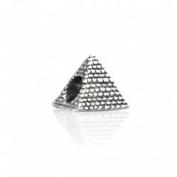Tedora - Charm  in Argento 925 Piramide Egizia - BV380