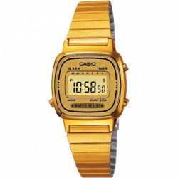 orologio digitale unisex Casio CASIO COLLECTION  LA670WEGA-9EF