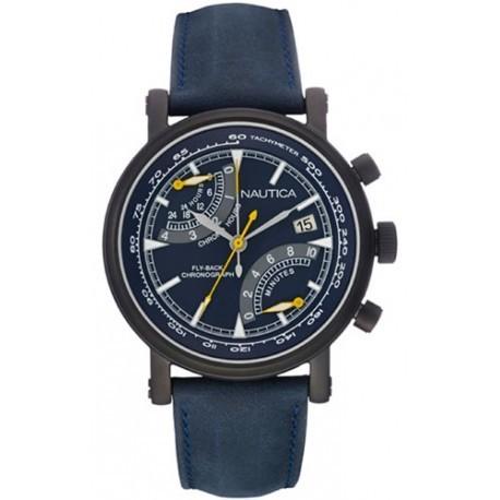 Nautica - Orologio Cronografo Fly Back - NAI18501G