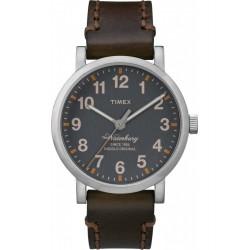 Timex - Orologio Solo Tempo Uomo Waterbury Collection - TW2P58700D7