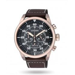 Citizen - Orologio Crono Crono Aviator - CA4213-00E